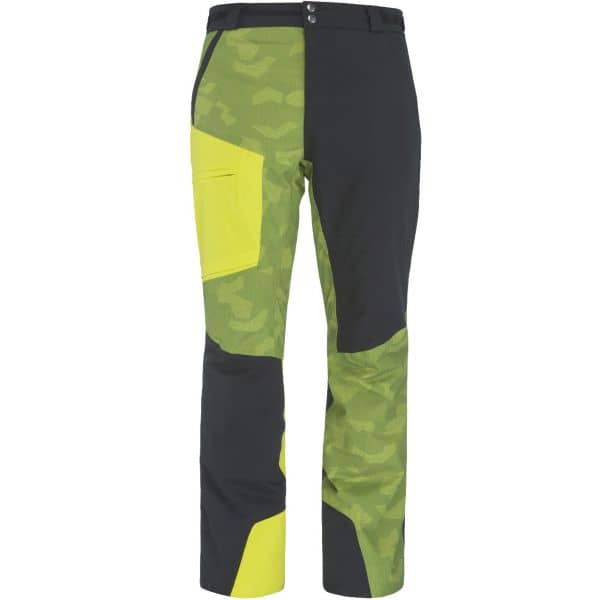 Head Men Pants Glacier black/yellow