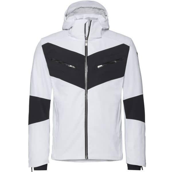 Head Men Jacket REBELS white/black