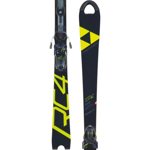Fischer RC4 Worldcup SL FIS Women Curv Booster (2018/19)