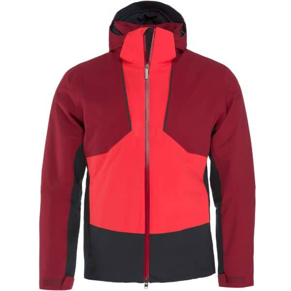 Head Men Jacket Glacier red/black