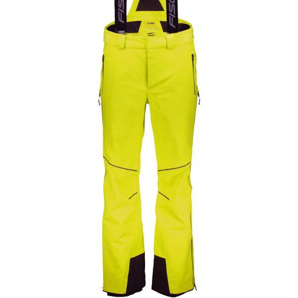 Fischer Men Pants HANS KNAUSS evening yellow