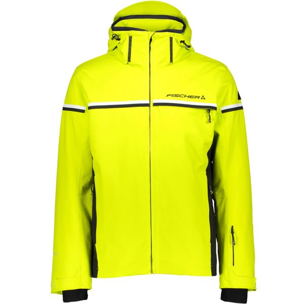 Fischer Men Jacket Fieberbrunn evening yellow