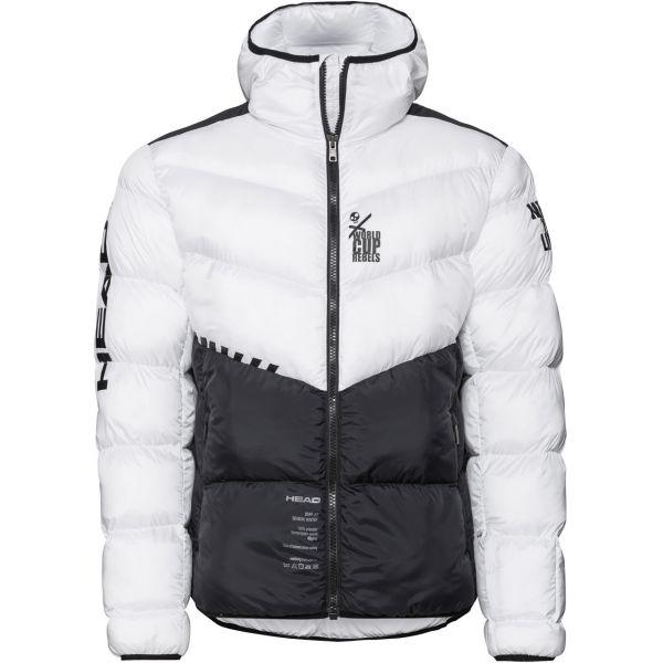 Head Men Jacket REBELS STAR white/black