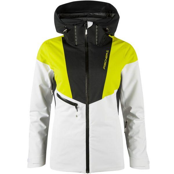 Fischer Women Jacket THYON evening yellow
