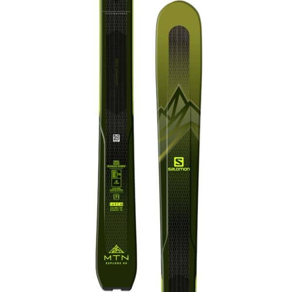 Salomon MTN Lab Ski Bootfitting ist Trumpf 7mDOk
