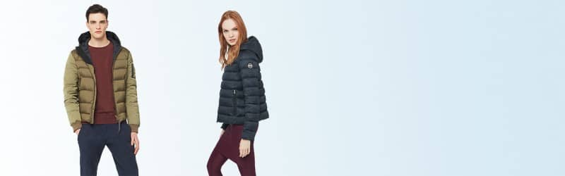 Colmar damen ushuaia ski down jacket jacke
