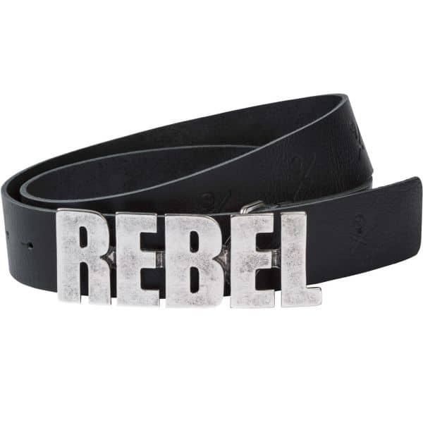 Head Men Belt REBELS black
