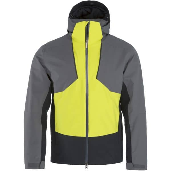 Head Men Jacket Glacier anthracite/yellow